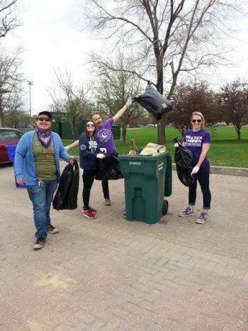 Chicago Park Cleanup