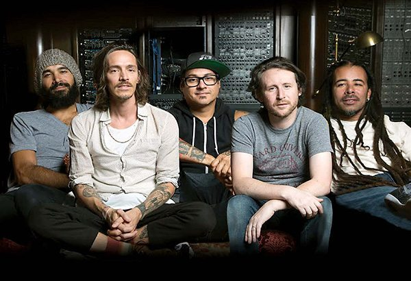 Incubus Thanks – Rock the Earth