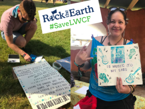 Save LWCF at Bonnaroo